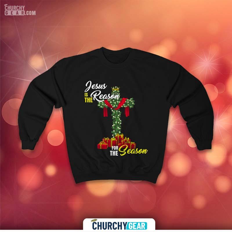 Jesus-is-the-reason-sweater